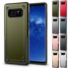 Slim Hybrid Shock Proof Hard Case For Samsung Galaxy J7 J5 J3 Pro S9 S8 Note 8
