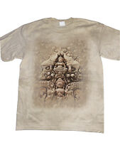 The Mountain Elephant & Statues T-Shirt New Size Small