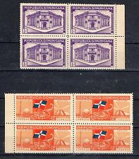 Republica Dominicana Valores del año 1936-39 (DD-415)