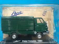 "DIE CAST  "" POKER FURGONE - 1997 "" APE COLLECTION SCALA 1/32"