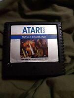 Atari 5200 - Missile Command Game