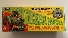 VINTAGE 1966 CORGI 268 BOXED GREEN HORNET BLACK BEAUTY! FROM ORIGINAL OWNER!