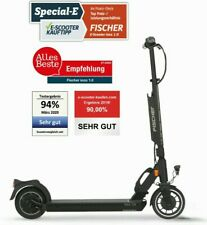 FISCHER ioco 1.0 E-Scooter/Elektroscooter/Elektroroller Straßenzulassung NEU+OVP