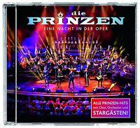 DIE PRINZEN - EINE NACHT IN DER OPER 2 CD NEU