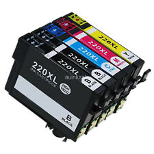 Non-OEM 220xl Ink Cartridge for Epson xp 220 420 320 workforce wf2650 wf2660