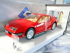 RENAULT Alpine V6 A310 Pack GT red rot 1983 NEU Solido Metall 1:18