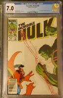 The Incredible Hulk 299 cgc 7.0