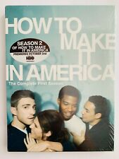 How to Make It in America: The Complete First Season DVD 2011 2-Disc Set Sealed