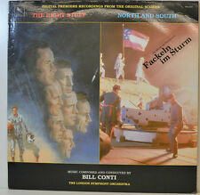 "OST - THE RIGHT STUFF - NORTH AND SOUTH - CONTI - VARESE 704.310 - 12"" LP (Y399)"