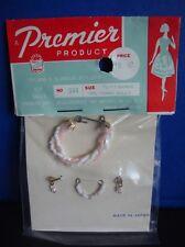 Vintage Premier Doll Jewelry For Barbie Tammy Mip
