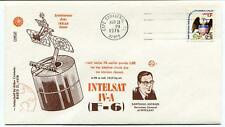 1978 Intelsat 4 A Atlas Centaur Comsat  Indian Ocean Santiago Astrain USA NASA