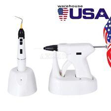 Dental Endo Obturation System Gun Heated Pen Tips Wireless