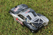 Traxxas Slash 1/10 Body Black Slayer Shell Cover RC Car