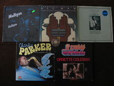 6 LP Cannonball Parker Coleman Mulligan German Italy USA 70s / 80s | M- to EX
