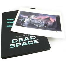 The Art Of Dead Space Limited Edition 1000 AUTOGRAPHED SIGNED Patrick O'Keefe
