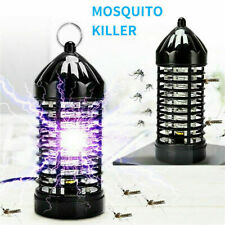 Electric Bug Zapper UV Killer Mosquito Lamp Fly Bug Insect Pest Zapper Trap LOT