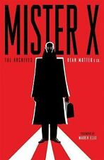 MISTER X - MOTTER, DEAN/ GAIMAN, NEIL/ HERNANDEZ, GILBERT/ HERNANDEZ, JAIME - NE