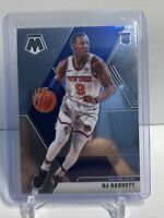2019-20 Mosaic Football, RJ Barrett Rookie Base! New York Knicks🏀🔥