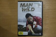 Man Vs Wild - Push The Limits : Season 1 : Collection 2 (D - VGC Pre-owned (D50)