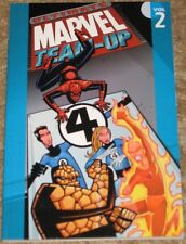 ULTIMATE MARVEL TEAM UP VOL 2 SPIDERMAN MAN-THING TPB GRAPHIC NOVEL
