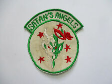 Patch - 433rd Tactical Fighter Squadron SATAN'S ANGELS - TFS
