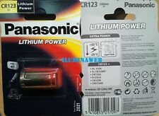 1 Pila Photo Power CR123 3v PANASONIC Lithium Power,CR123A,CR17345,CR123R,K123LA