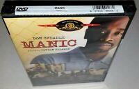 Manic (OOP RARE Factory Sealed Sensormatic 2001 DVD) Don Cheadle