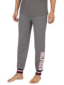 Tommy Hilfiger Men's Lounge Brand Joggers, Grey