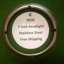 7 inch Headlight bezel ring frame Chevrolet truck car pick up GM AC Delco bucket