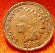 1899 XF Full Liberty High Grade Indian Head Great details No reserve -<><>-<.>