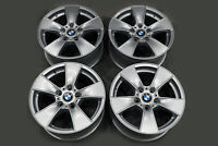 "BMW 3 Series E90 Complete Set 4x Wheel Alloy Rim 17"" 8J ET:43 KBA47014 Alutec"