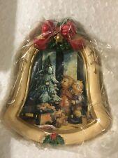 Hummel The Danbury Mint Wonders of Christmas Bell ornament