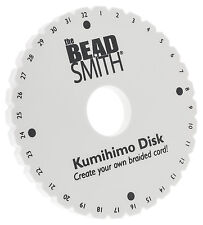 Kumihimo Disk 6in, 10/bx / 35mm Hole Diam.