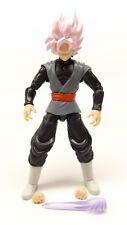 BanDai DragonBall Super Dragon Stars Zamasu Series 4 Rose Goku Black Complete