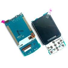 100% autentico Samsung E251 LCD DISPLAY SCHERMO + Front Ui Tastierino a membrana SGH-E251