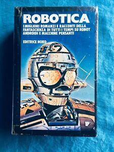 Robotica. Editrice Nord 1980