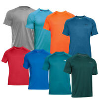 Under Armour Tech Short Sleeve Tee Shirt Sport Fitness T-Shirt Laufshirt 1228539