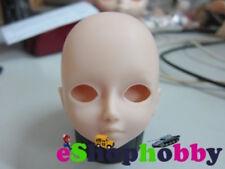 2013 Night Lolita BJD MSD SD Dollfie Girl Parts 1/4 Single Head Normal Skin