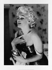 Poster Kunstdruck CHANEL NO 5 Parfüm Werbung Marilyn Monroe Bild Glamour Foto