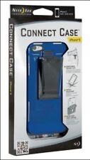 Nite ize Connect Case iPhone 5 5S SE Translucent Blue New CNT-IP5-03TC NEW