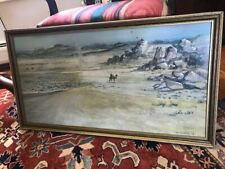 Ian Weekley Framed Oil Painting - Courtenay Greenhill