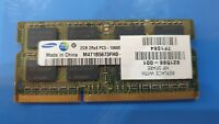 2GB SAMSUNG RAM MEMORY DDR3 - 2Rx8 PC3-10600S  M471B5673fH0-cf8 dell hp apple PC