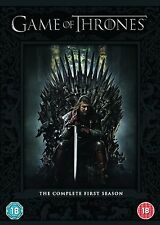 Game of Thrones - Complete Series Season 1 DVD R4 New & Sealed