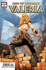 Marvel Comics Age of Conan Valeria #1 2019 Nm