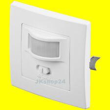 BEWEGUNGSMELDER Infrarot auch LED mit An-/Aus-Schalter|500 W|Unterputz/Innenraum