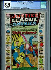 Justice League of America #38 CGC 8.5 VF+ 1965 DC Comics Amricons B22