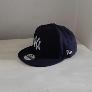 New York Yankees 9FIFTY Navy/Grey MLB Baseball Cap - size small/medium