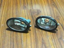 1Pair Fog Light Front Bumper Driving Lamps For Honda Civic 2001-2003