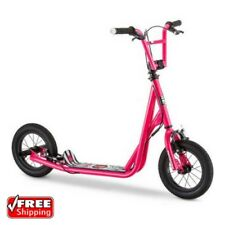 Mongoose Kids Air Tire Scooter Children Scooter Girls Scooter Pink New