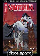 (WK45) VAMPIRELLA #25ZB - STRAY DOGS VARIANT - PREORDER NOV 10TH